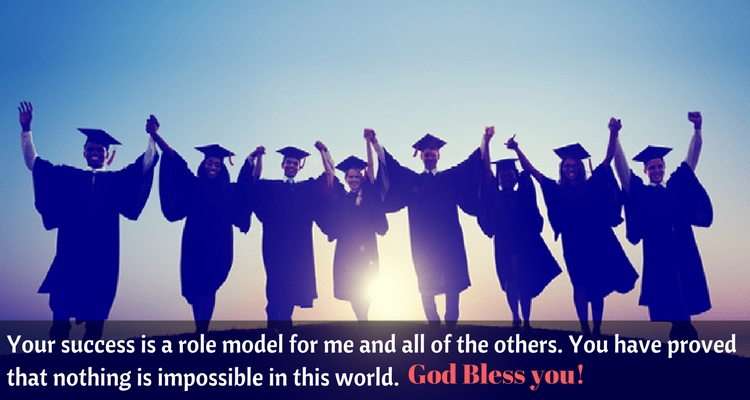 congratulation messages for graduates