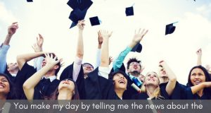 congratulationmMessages for graduates