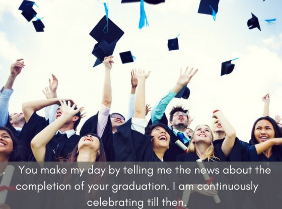 congratulationmMessages for graduates