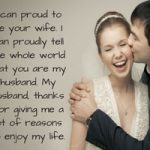 marriage anniversary wishes by wife