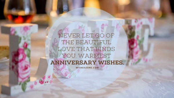 best anniversary wish to brother