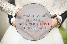 couple anniversary wish