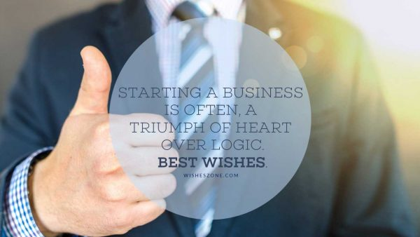 good luck for new business