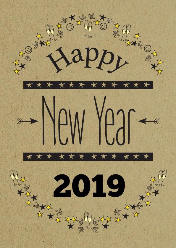 celebrate new year 2019