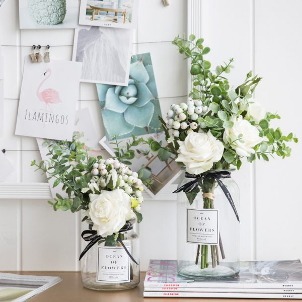 flowers for home decor